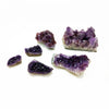 Amethyst Clusters for spirit connection & protection