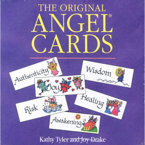 Angel Cards Deck & Book Set