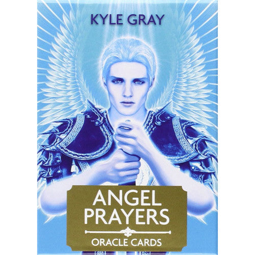 Angel Prayers Oracle Cards - Body Mind & Soul