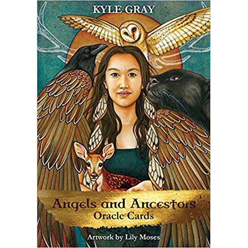 Angels and Ancestors Oracle Cards - Body Mind & Soul