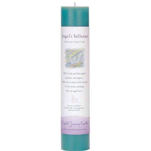 """Angel's Influence"" Intention Candles - Body Mind & Soul"