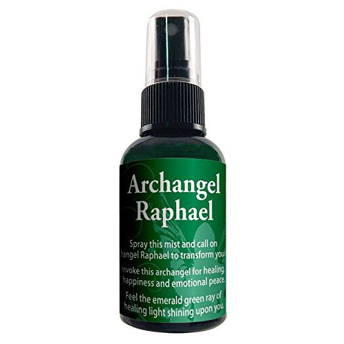 Archangel Raphael Spray Mist in Bottle