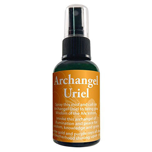 Archangel Uriel Spray - Body Mind & Soul