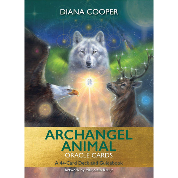 Archangel Animal Oracle Cards - Body Mind & Soul