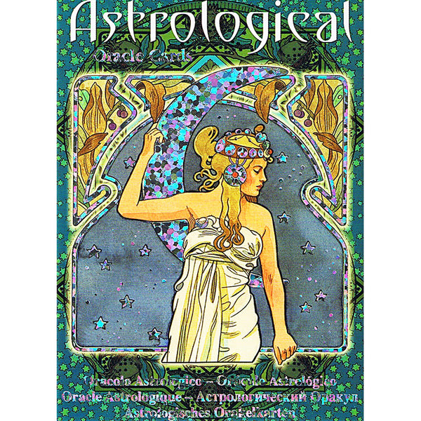 Astrological Oracle Cards - Body Mind & Soul