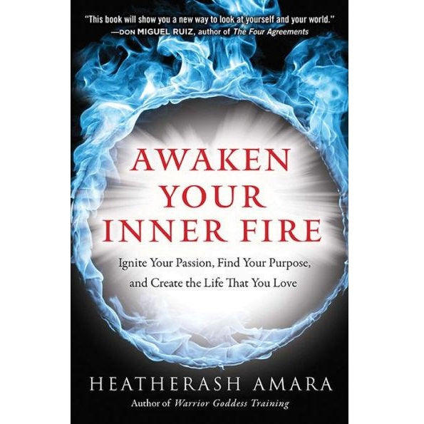 Awaken Your Inner Fire Book
