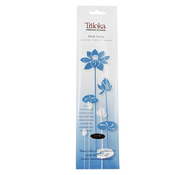 Premium Blue Lotus Stick Incense
