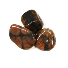Chiastolite for protection, security, connection to Akashic records