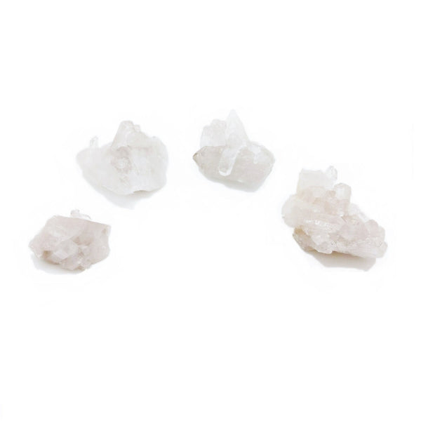 Quartz Crystal Clusters for amplifying intentions & energy
