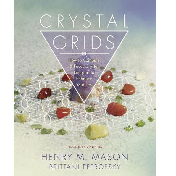 Crystal Grids Book