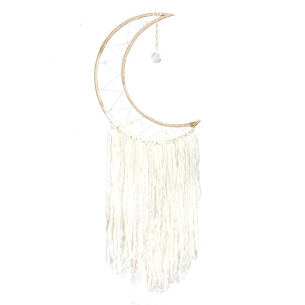 Large Moon Dreamcatcher