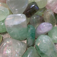Fluorite for order from chaos, higher learning, clarity