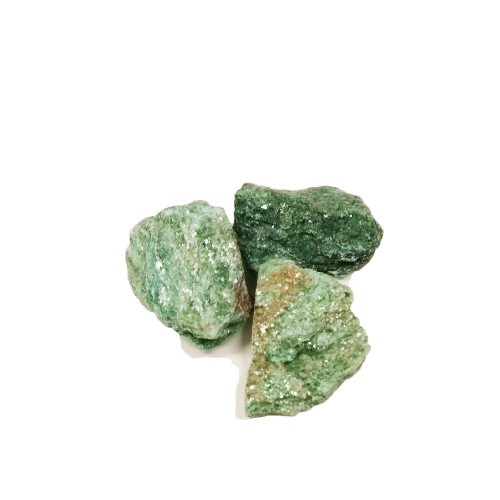 Fuchsite for good health, well being, responsibility - Body Mind & Soul