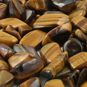 Tiger Eye for opportunity, protection, balance