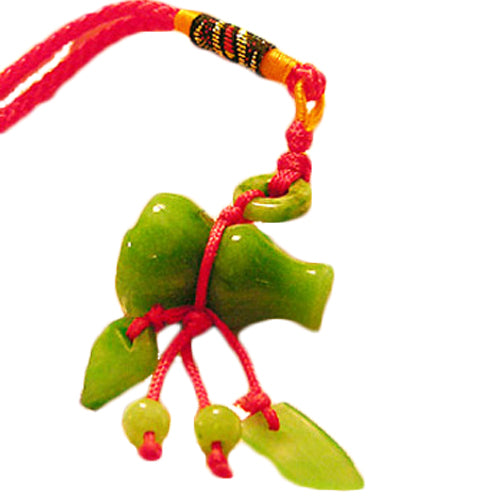 Good Health Feng Shui Jade Charm