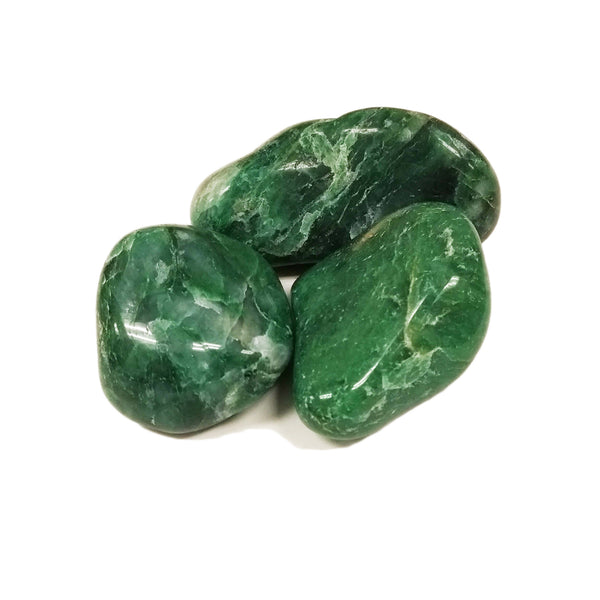 Jade for good fortune, prosperity, balance