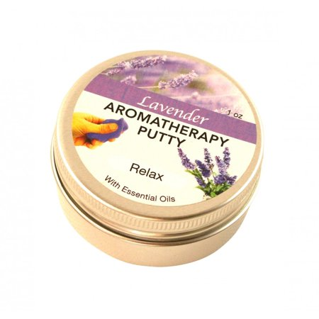 Aromatherapy Putty - Body Mind & Soul