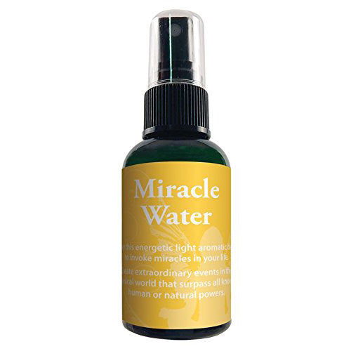 Reiki Miracle Water Spray Bottle