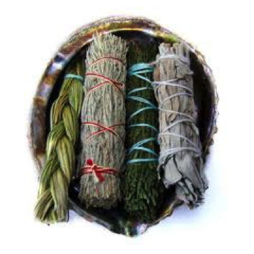 Offerings Smudge Kit - Body Mind & Soul