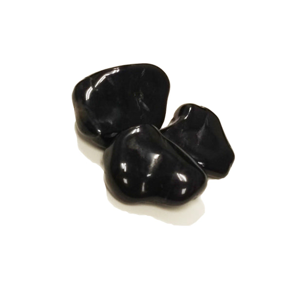 Black Onyx for separation from negativity, positive endings
