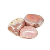 Agate Pink Botswana for good changes, relief