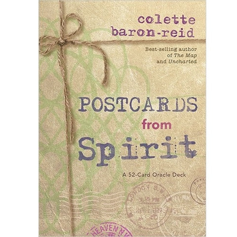 Postcards from Spirit