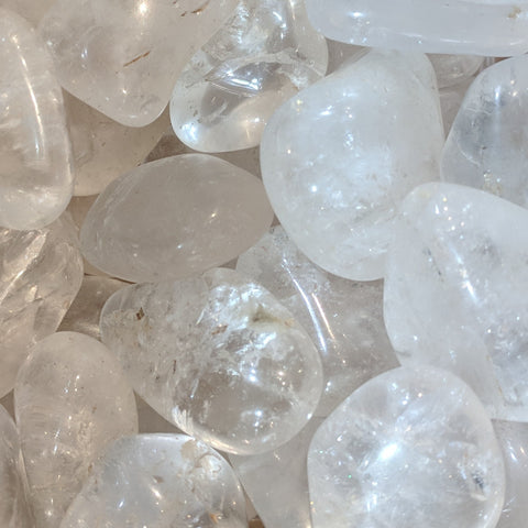 Quartz for amplifying intention, good energy and direction