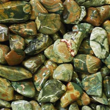 Rhyolite for deep meditation, past life healing