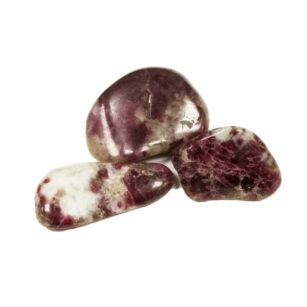 Rubellite for a vibrant & pure heart, increased prana or qi, love