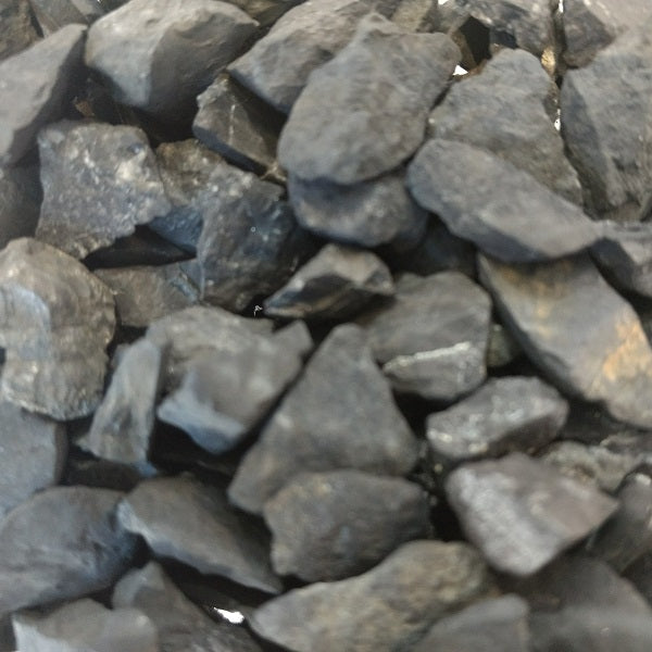 Shungite for promoting good health, fortifying