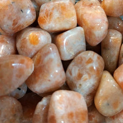 Sunstone for victory, optimism, leadership