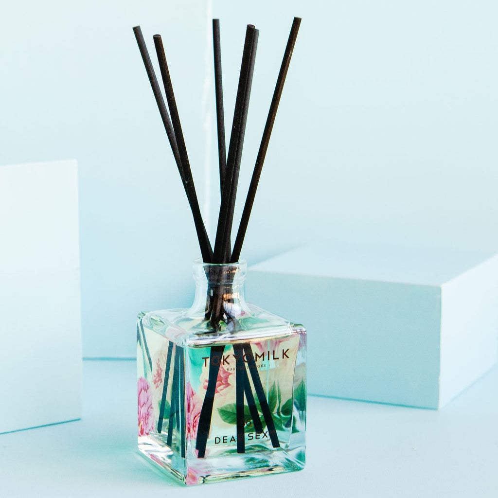 Dead Sexy Perfumed Reed Diffuser - Body Mind & Soul