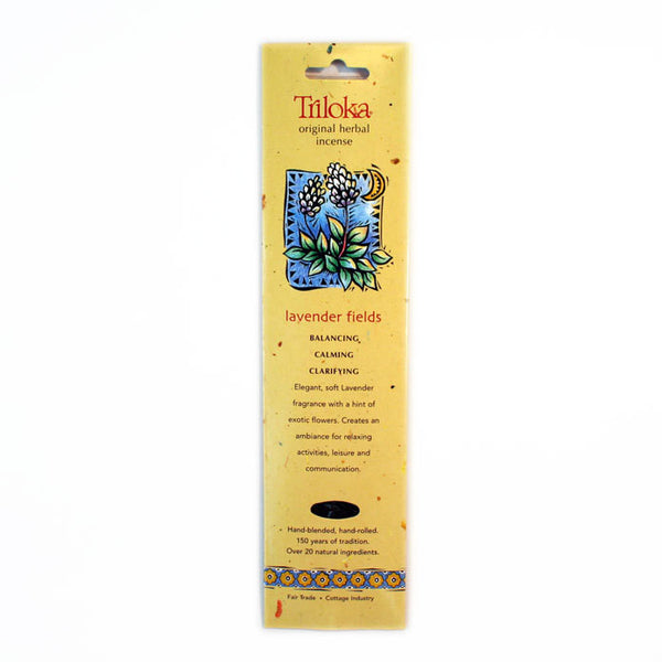 Lavender Fields Stick Incense