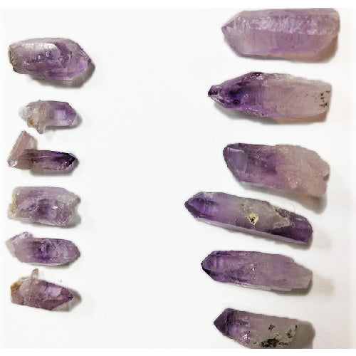 Vera Cruz Amethyst for heightened spiritual connection - Body Mind & Soul