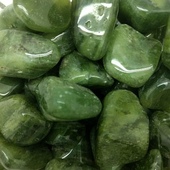 Vesuvianite for aligning with heart's desire, spiritual growth