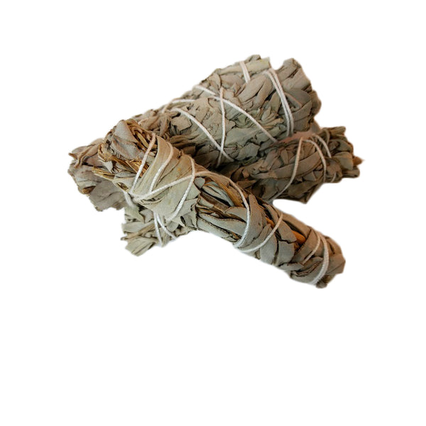 White Sage Small Smudge Wand