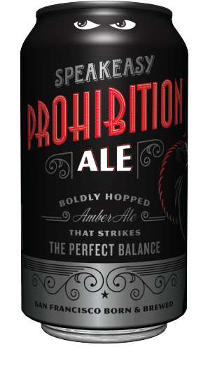 Prohibition Ale - 6 pack 12oz cans