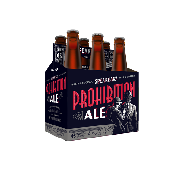 Prohibition Ale - 6 pack 12oz bottle