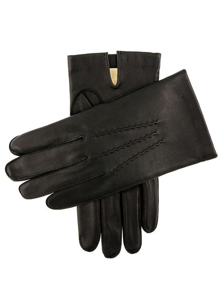 Men's Chamois Lined Leather Gloves