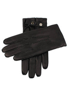 Men's Handsewn Chamois Lined Leather Gloves