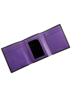 Hairsheep Gloving Leather Trifold Wallet with RFID Blocking Protection