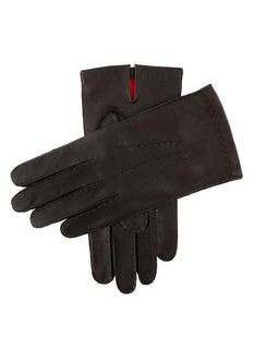 Men's Handsewn Silk Lined Leather Gloves