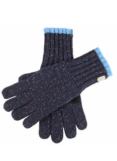 Men's Donegal Marl Knitted Gloves
