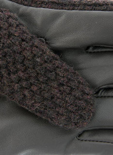 Men's Wool & Leather Gloves