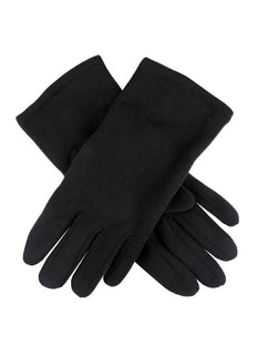 Women's Plain Microfibre Gloves
