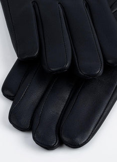 Women's Single Point Leather Gloves