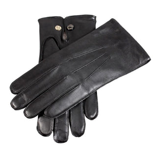 Men's Wool Lined Kangaroo Leather Gloves