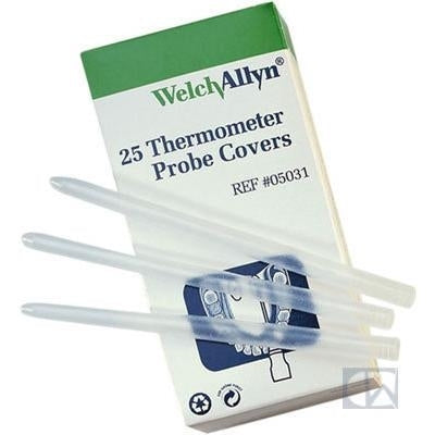 Welch Allyn SureTemp Oral Probe Disposable Covers (25/box)