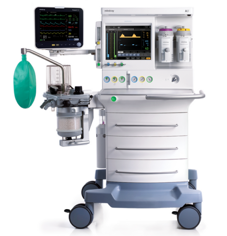 Mindray A3 Anesthesia Machine (NEW)