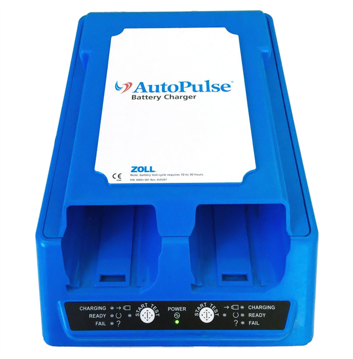 Zoll AutoPulse Power System Battery Charger (Refurbished)